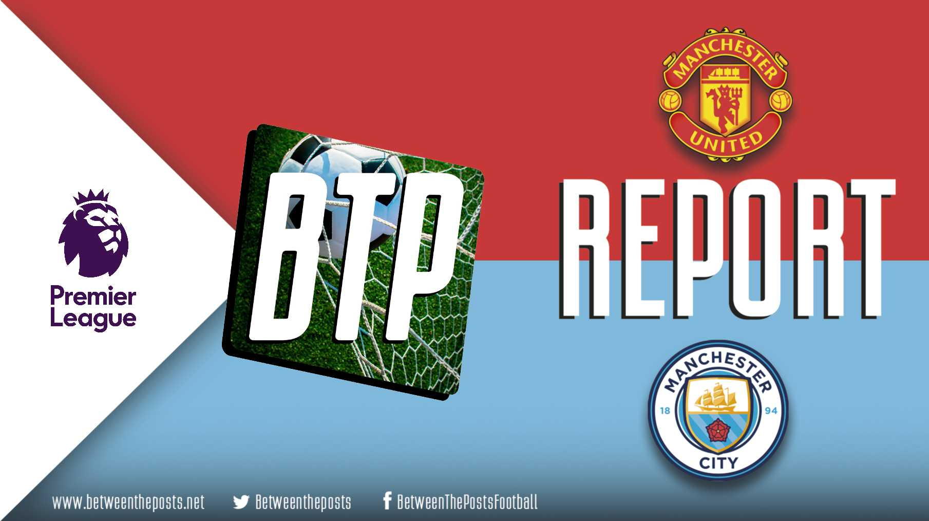 Tactical analysis Manchester United City 2-0 Premier League