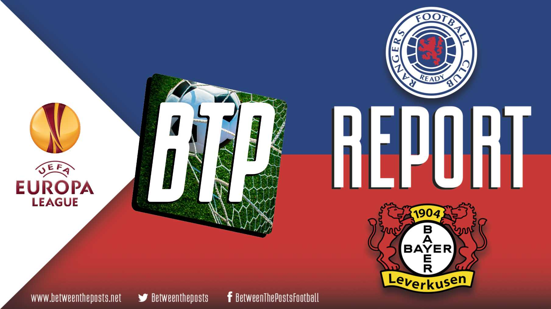 Tactical analysis Rangers Bayer Leverkusen 1-3 Europa League