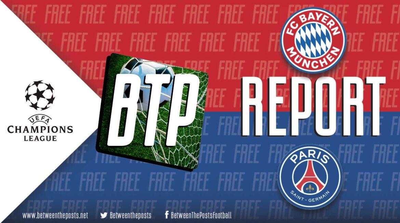 Bayern Munich – Paris Saint-Germain: Parisians Draw First Blood In Thrilling Spectacle (2-3)