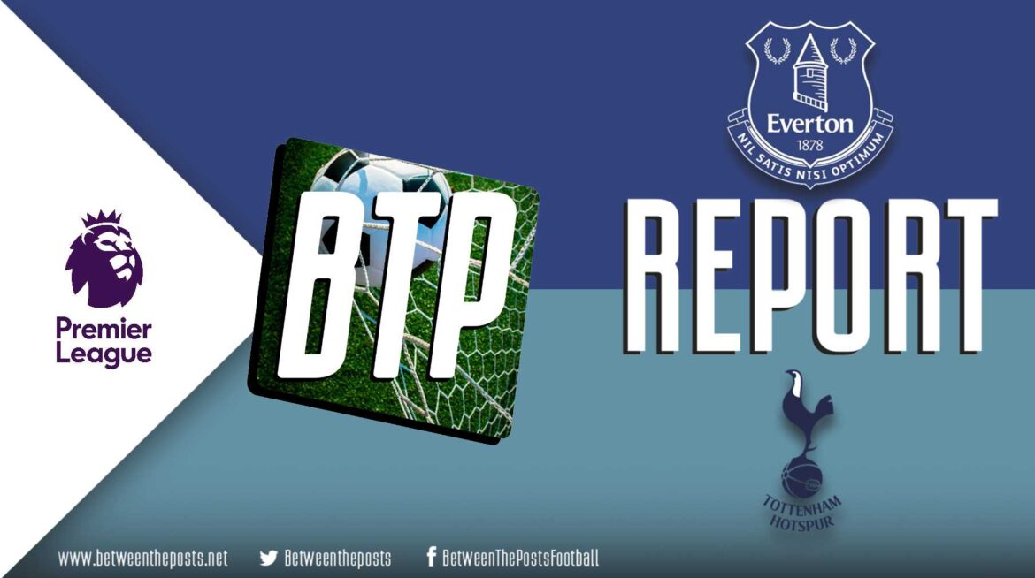 Everton – Tottenham Hotspur: Faulty Systems Turn To Their Sparks For Answers (2-2)
