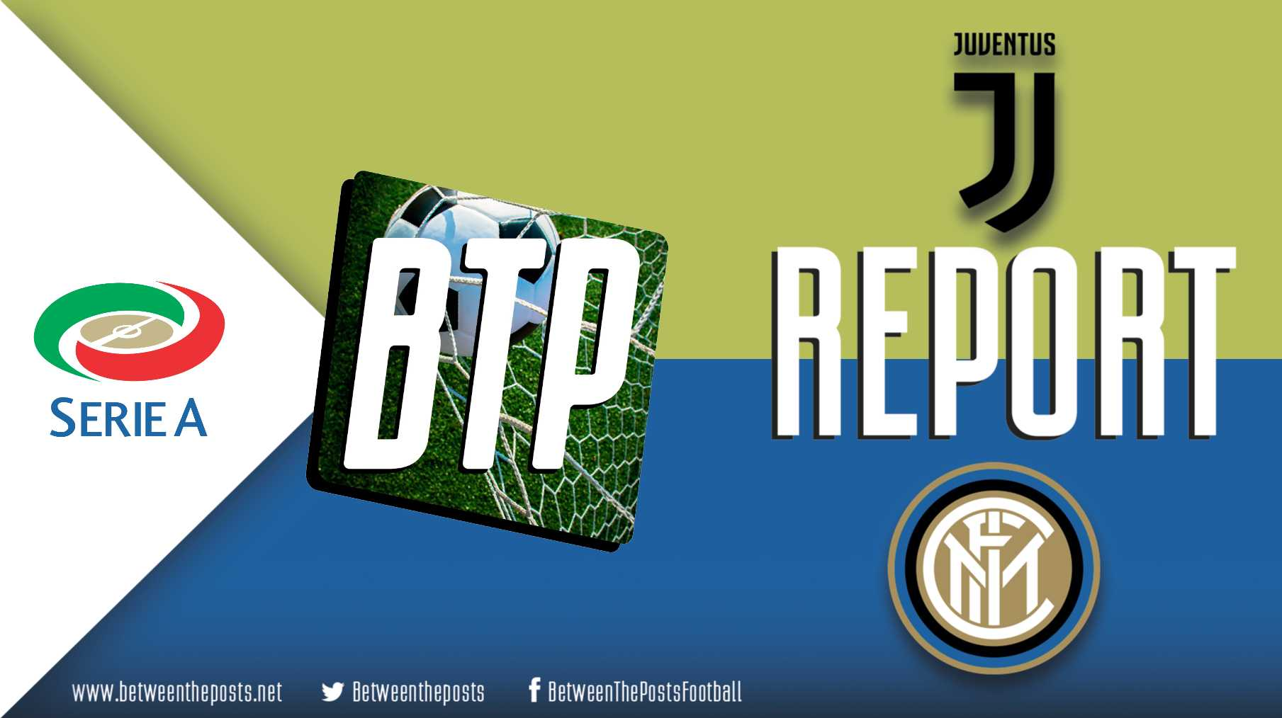 Juventus Inter 3-2 Serie A
