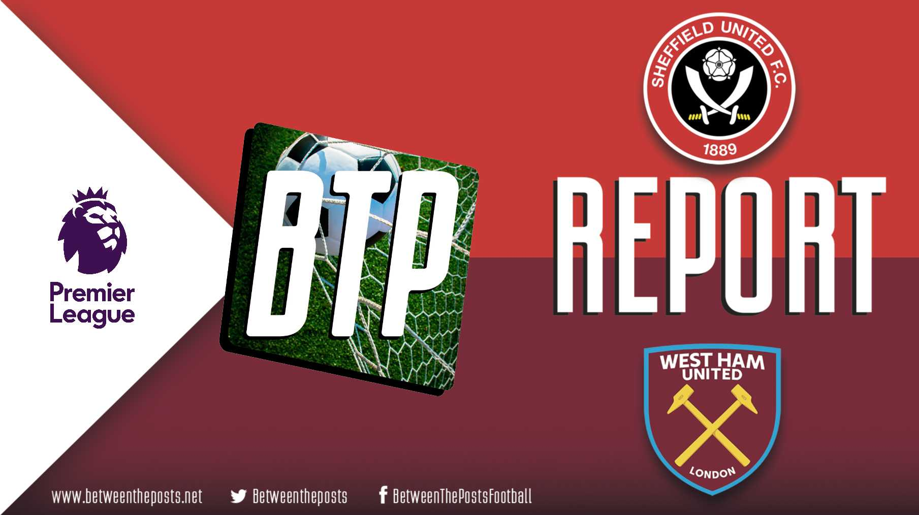 Tactical analysis Sheffield United West Ham United 1-0 Premier League