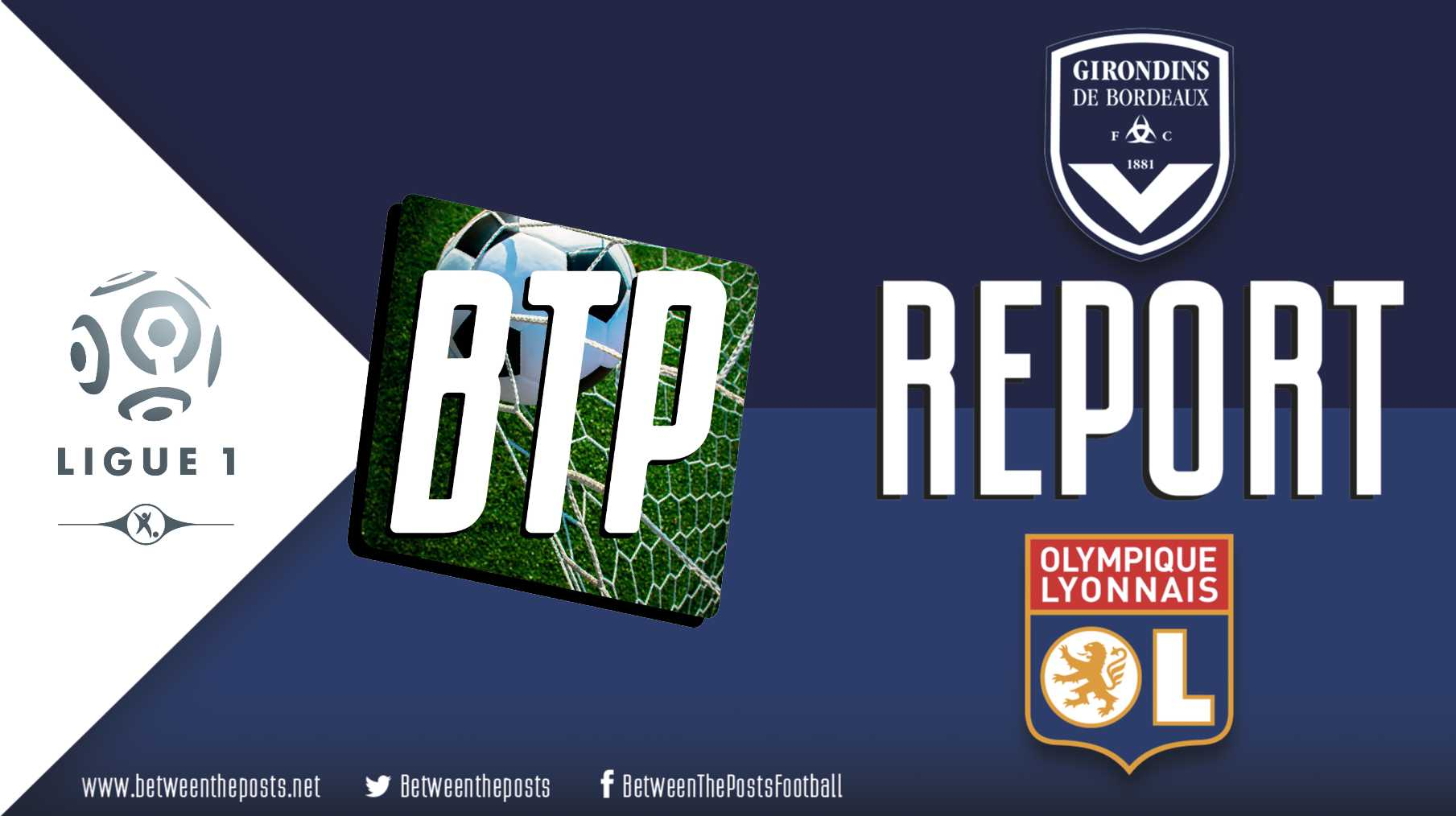 Tactical analysis Girondins de Bordeaux Olympique Lyonnais 1-2 Ligue 1