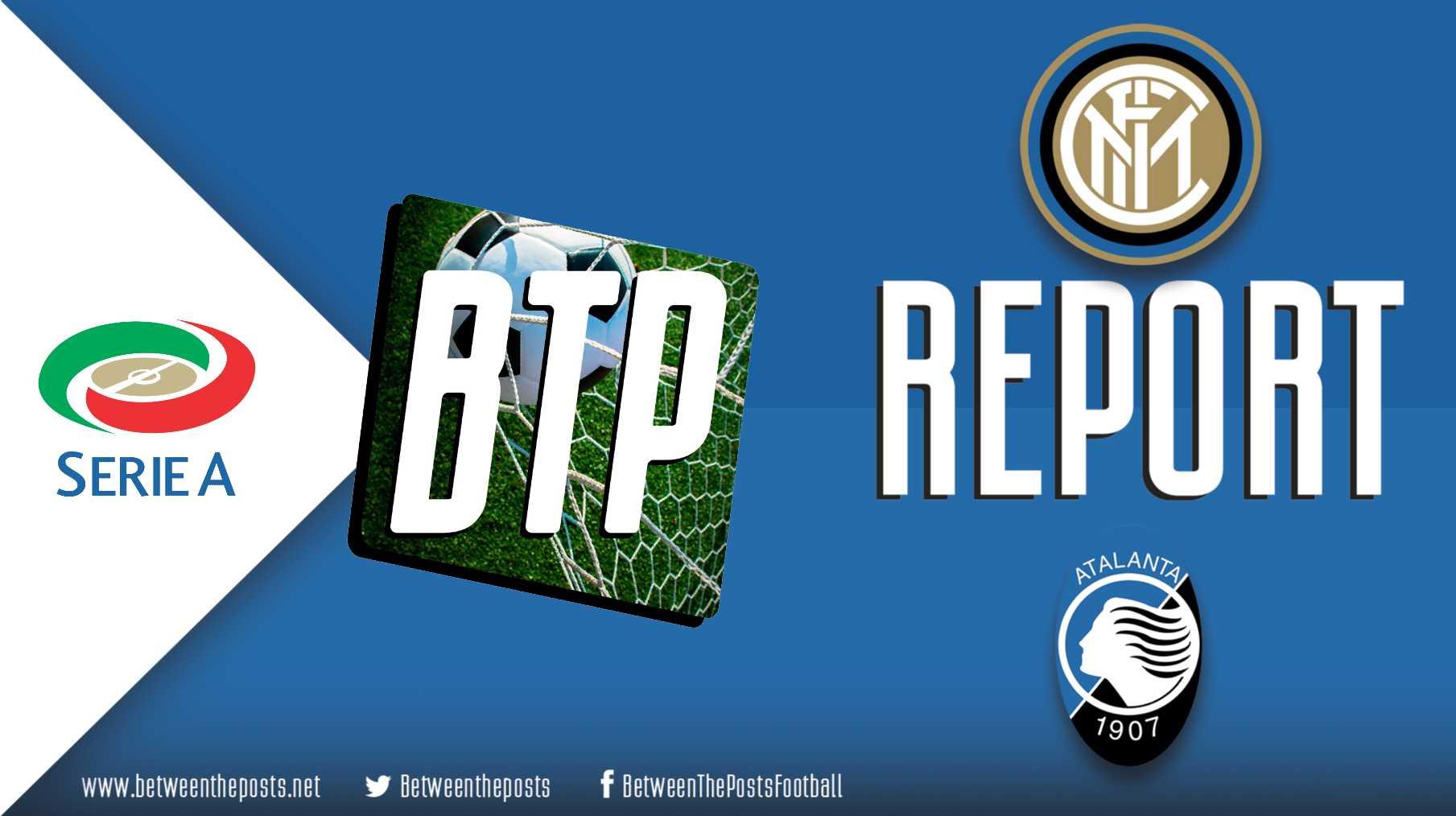 Tactical analysis Internazionale Atalanta Bergamo 1-1 Serie A