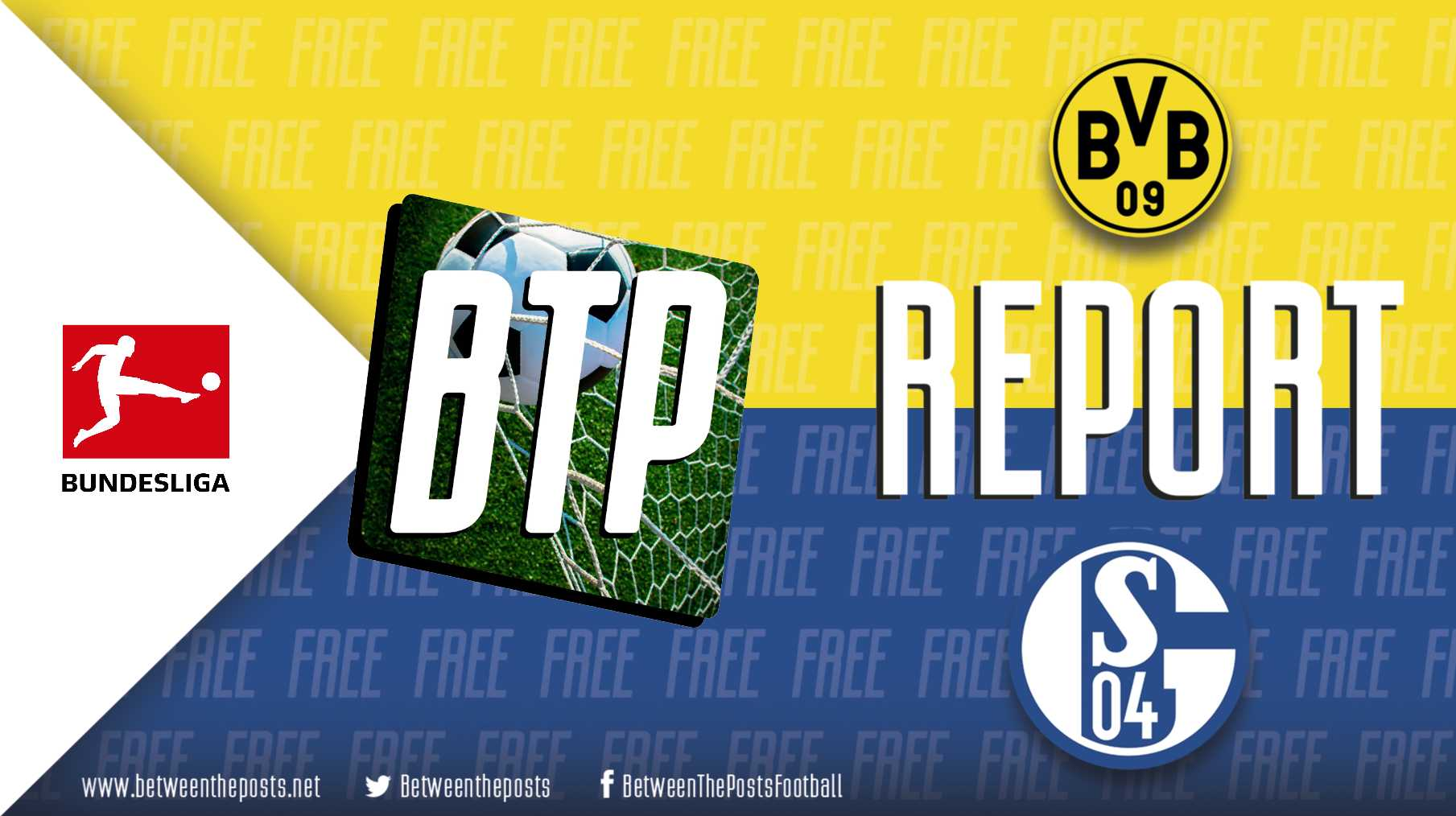 Tactical analysis Borussia Dortmund Schalke 04 Bundesliga