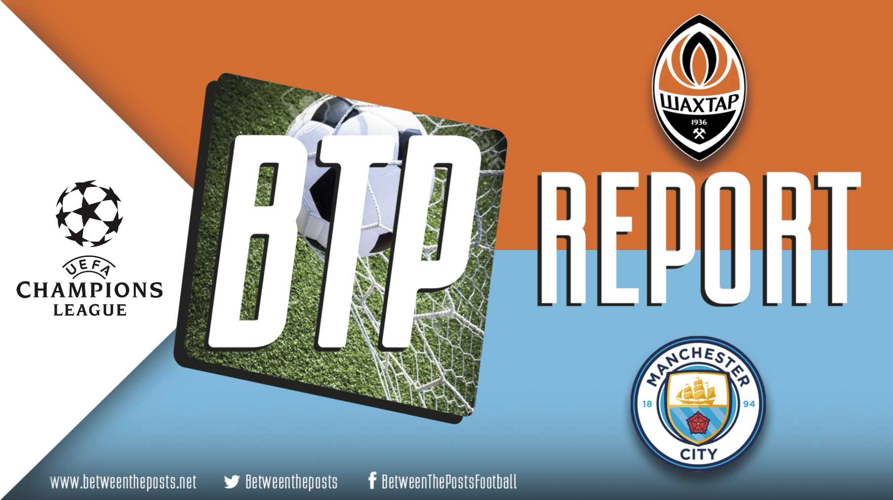 Shakhtar - Manchester City 0-3