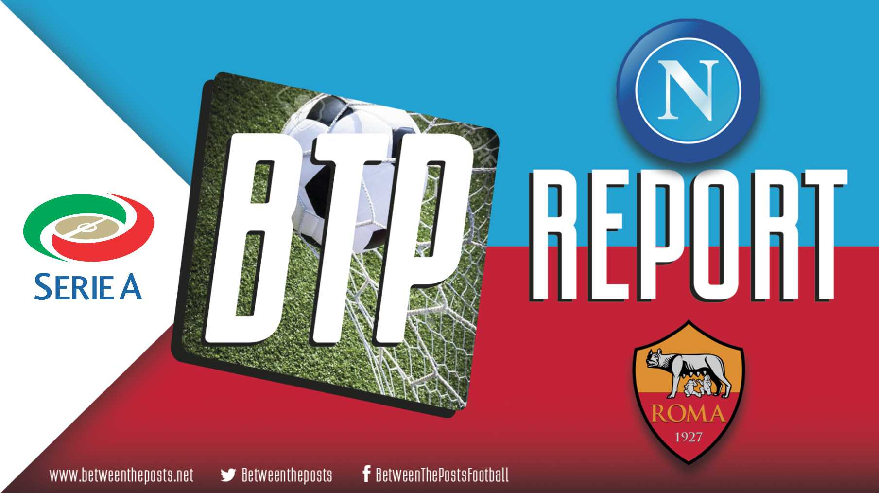 Tactical analysis of Napoli - Roma 1-1