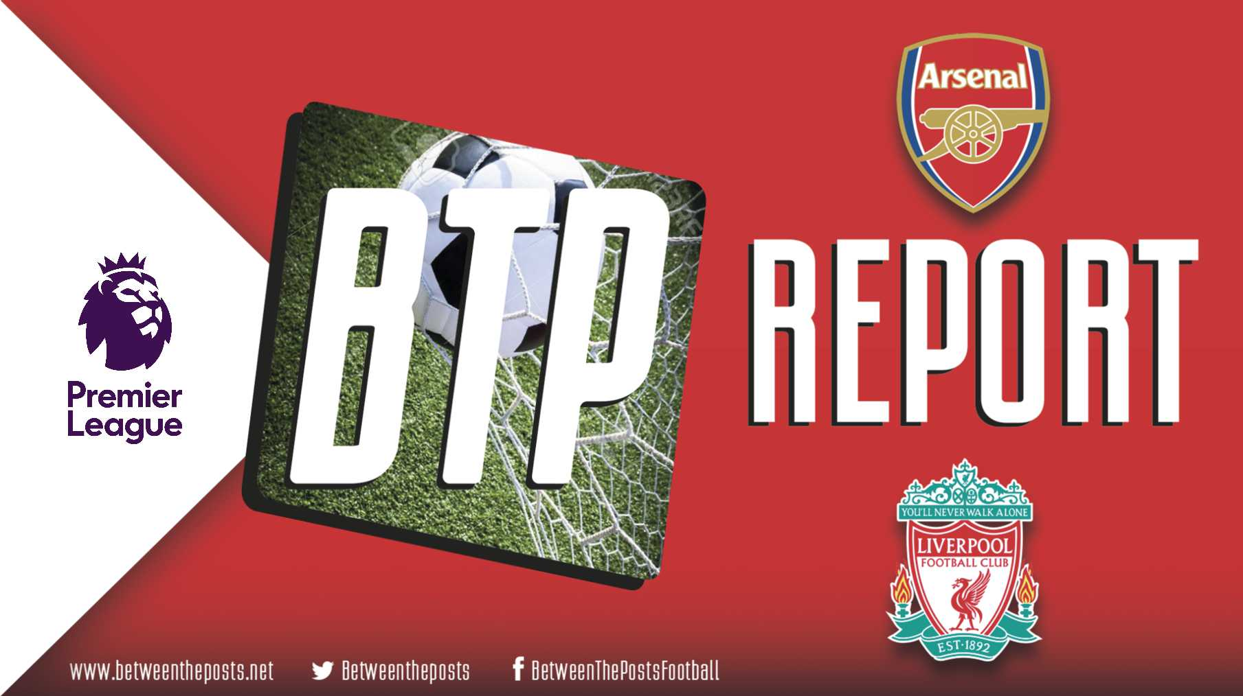 Tactical analysis of Arsenal - Liverpool 1-1