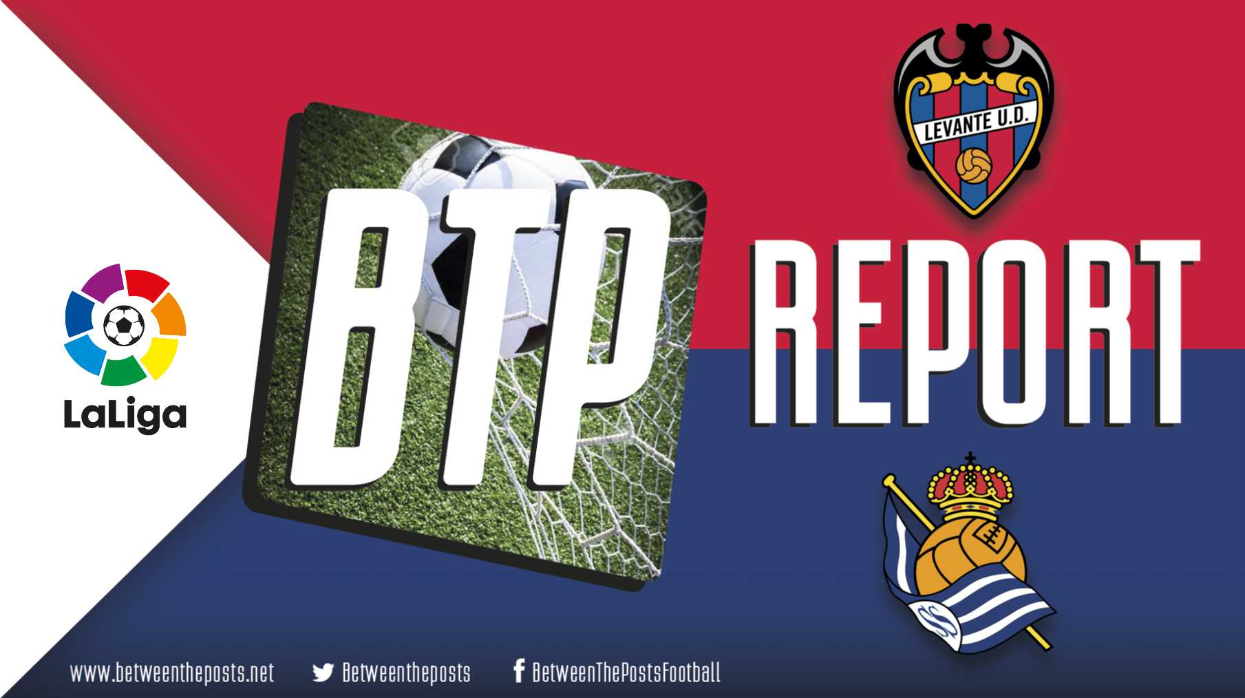 Tactical analysis match report Levante - Real Sociedad 1-3