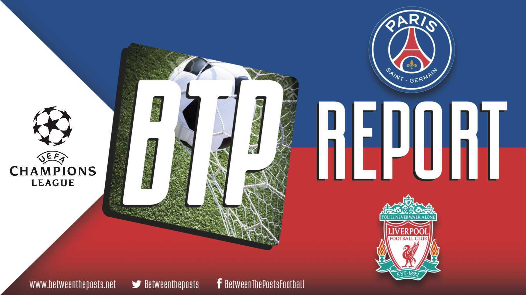 Liverpool PSG tactics