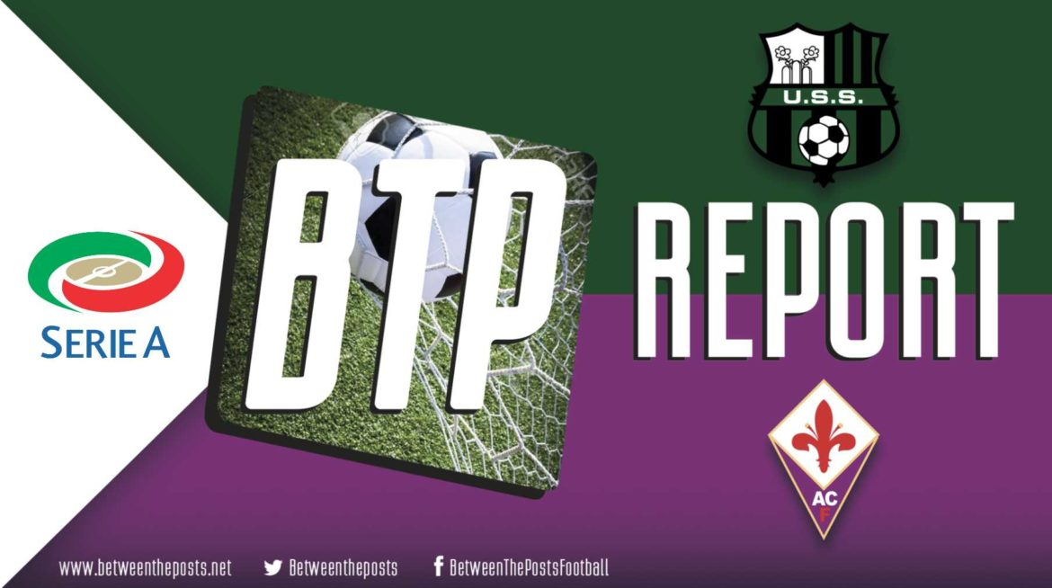 US Sassuolo – ACF Fiorentina: When Suddenly All Hell Breaks Loose During Serie A's Brunch Time Game (3-3)
