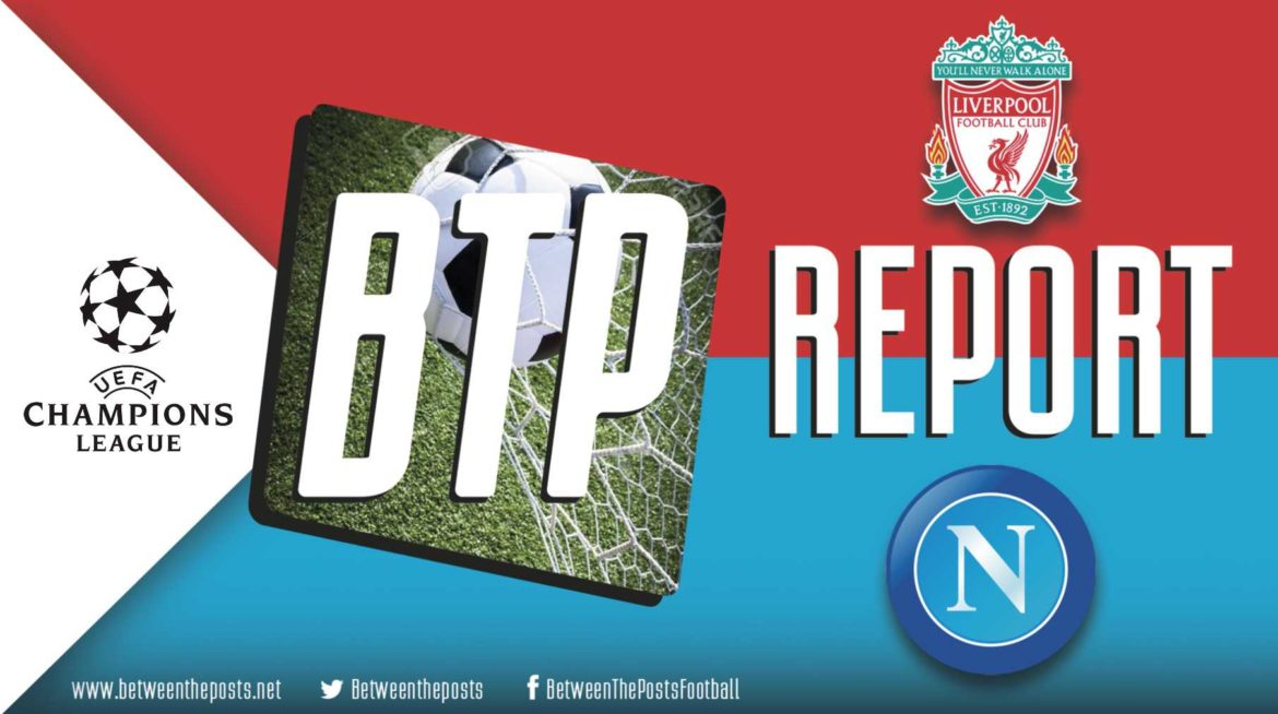 Liverpool – Napoli: Aggressive performance sees last year's finalists into the Champions League knockout stages (1-0)