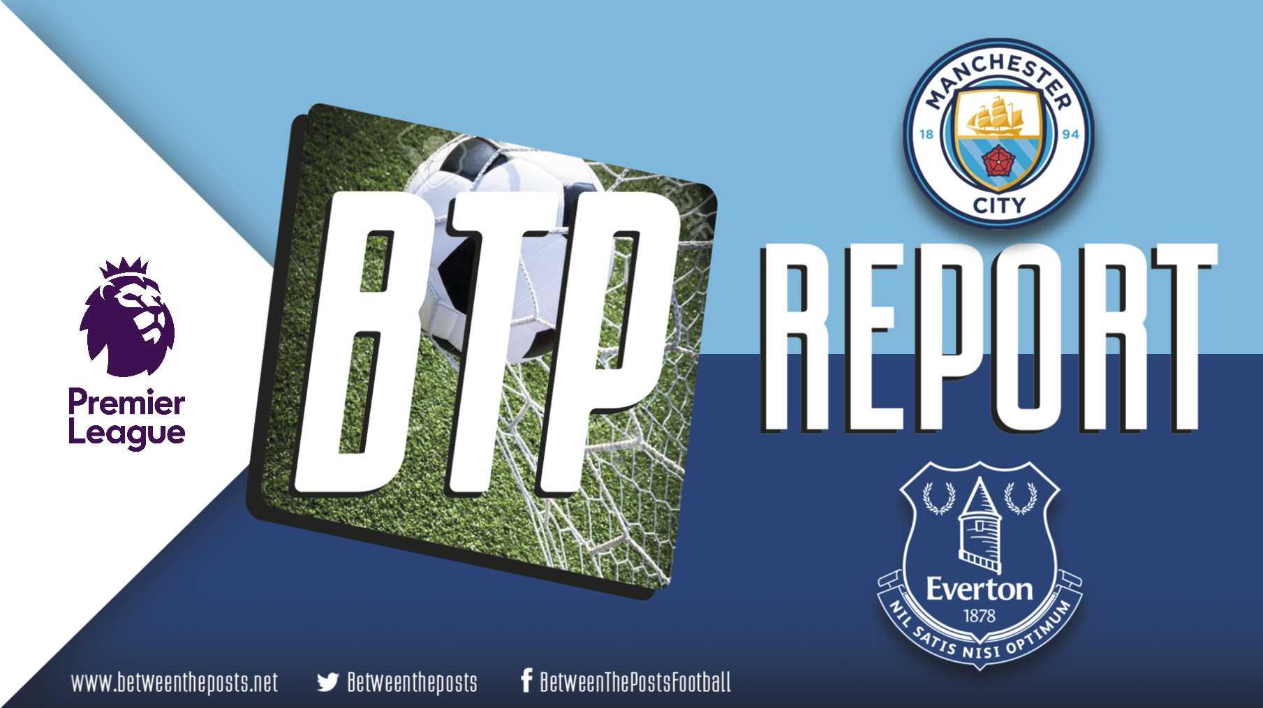 Tactical analysis Manchester City - Everton 3-1 Premier League