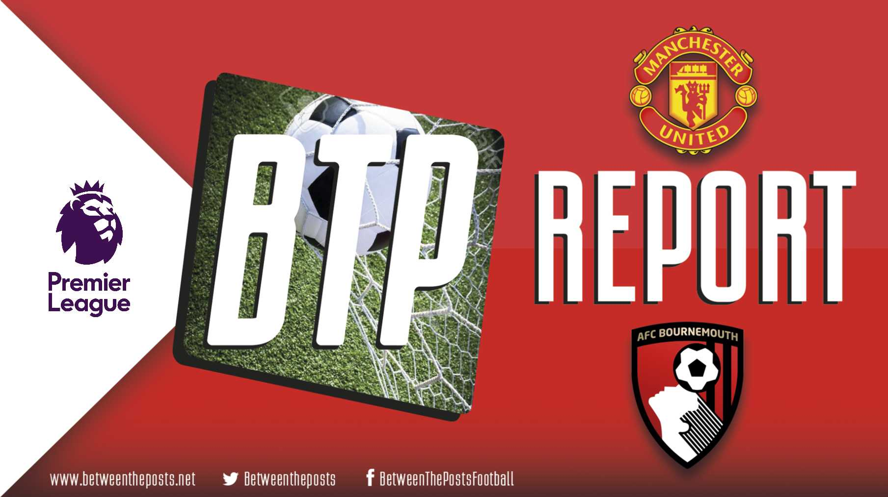Tactical analysis Manchester United Bournemouth 4-1 Premier League