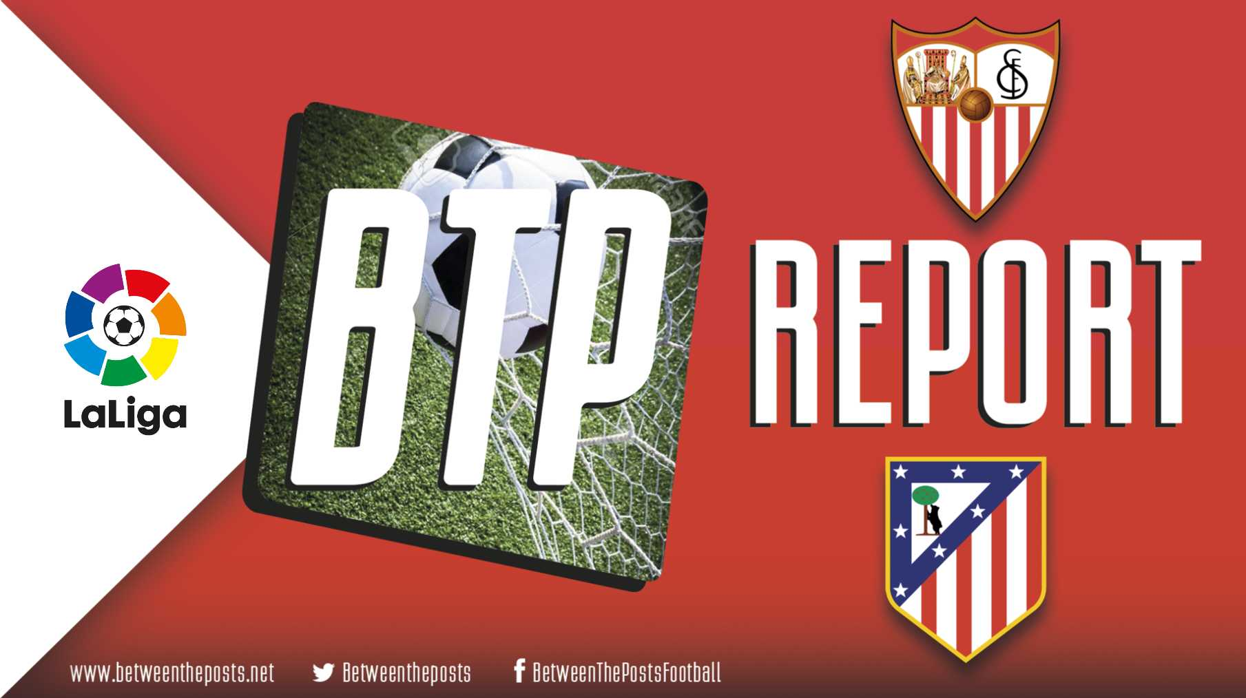 Sevilla - Atletico Madrid 1-1 tactical analysis