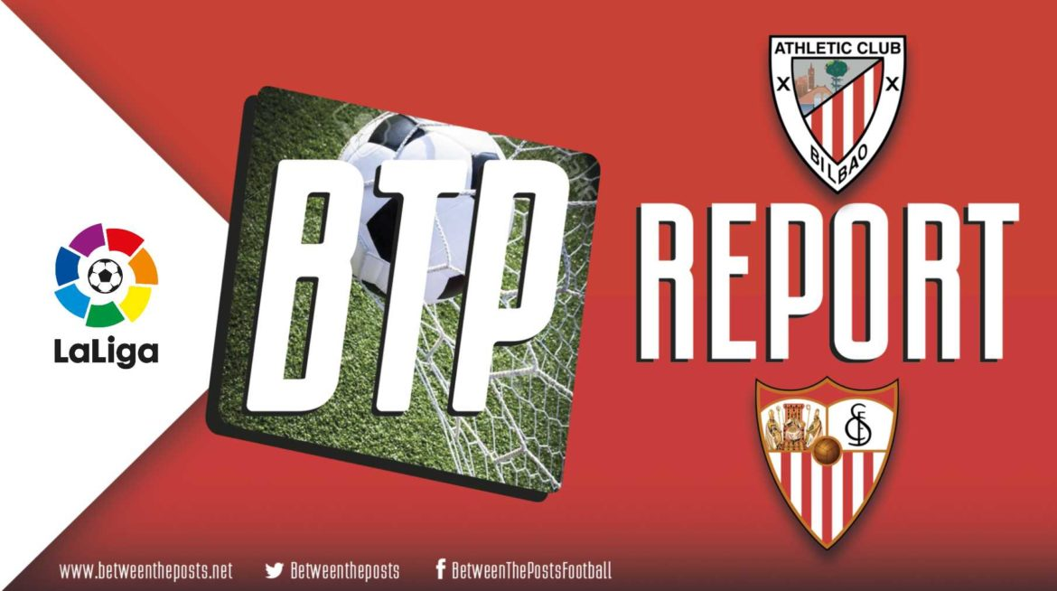 Athletic Club – Sevilla: Athletic get much-needed win over Sevilla thanks to intense pressing and Williams (2-0)