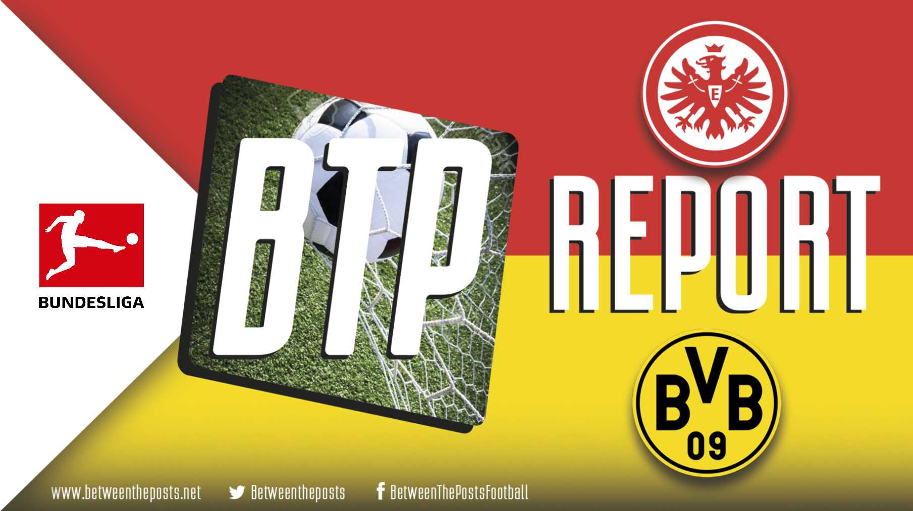 Tactical analysis Eintracht Frankfurt - Borussia Dortmund