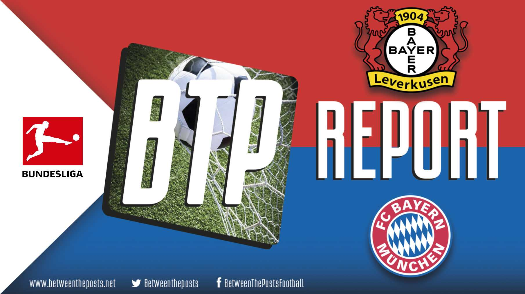 Tactical analysis Bayer Leverkusen - Bayern Munich 3-1 Bundesliga