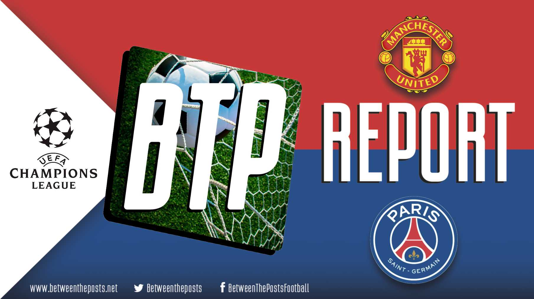 Tactical analysis Manchester United - PSG Champions League 0-2