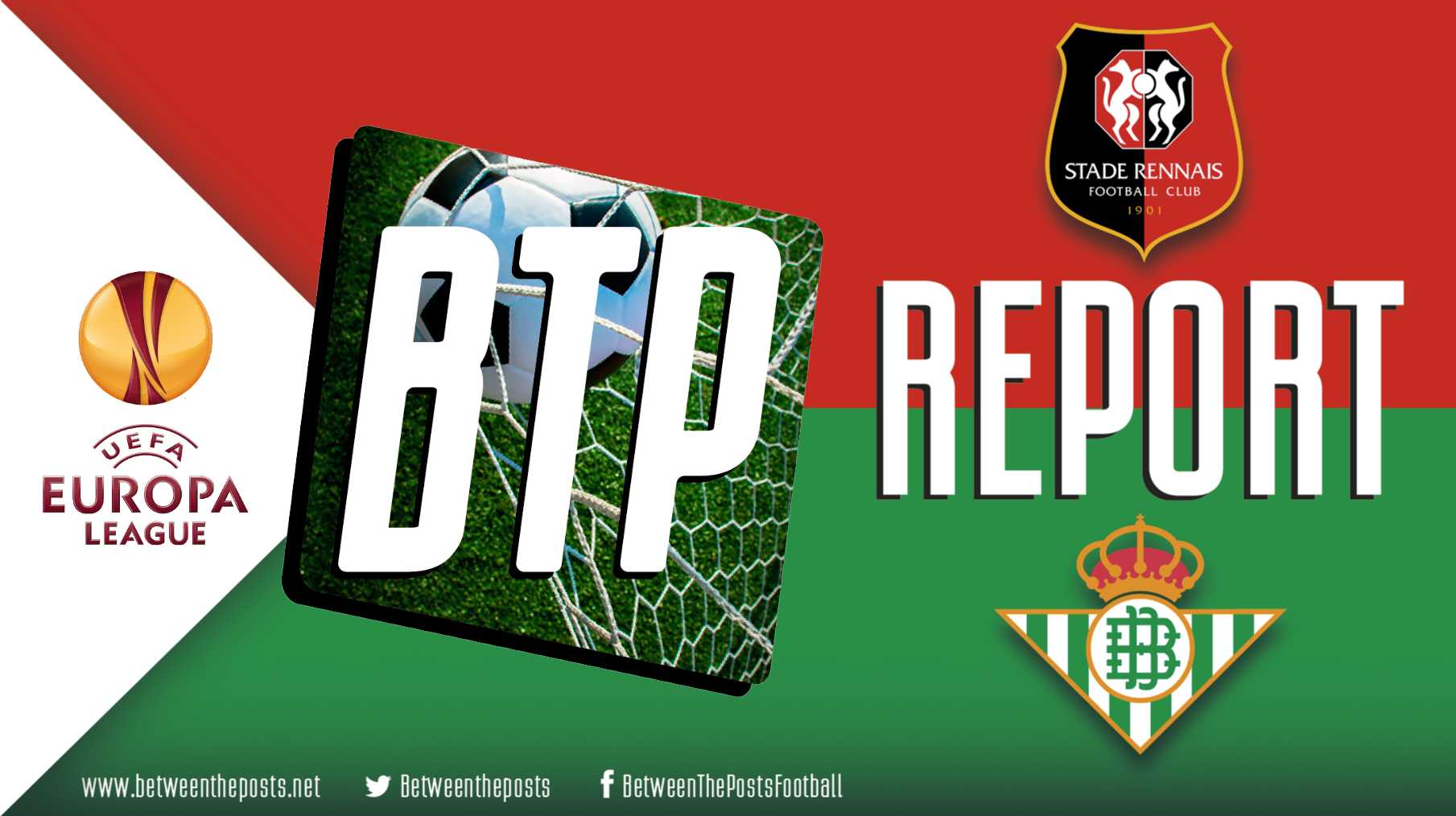 Tactical analysis Stade Rennais - Real Betis 3-3 Europa League