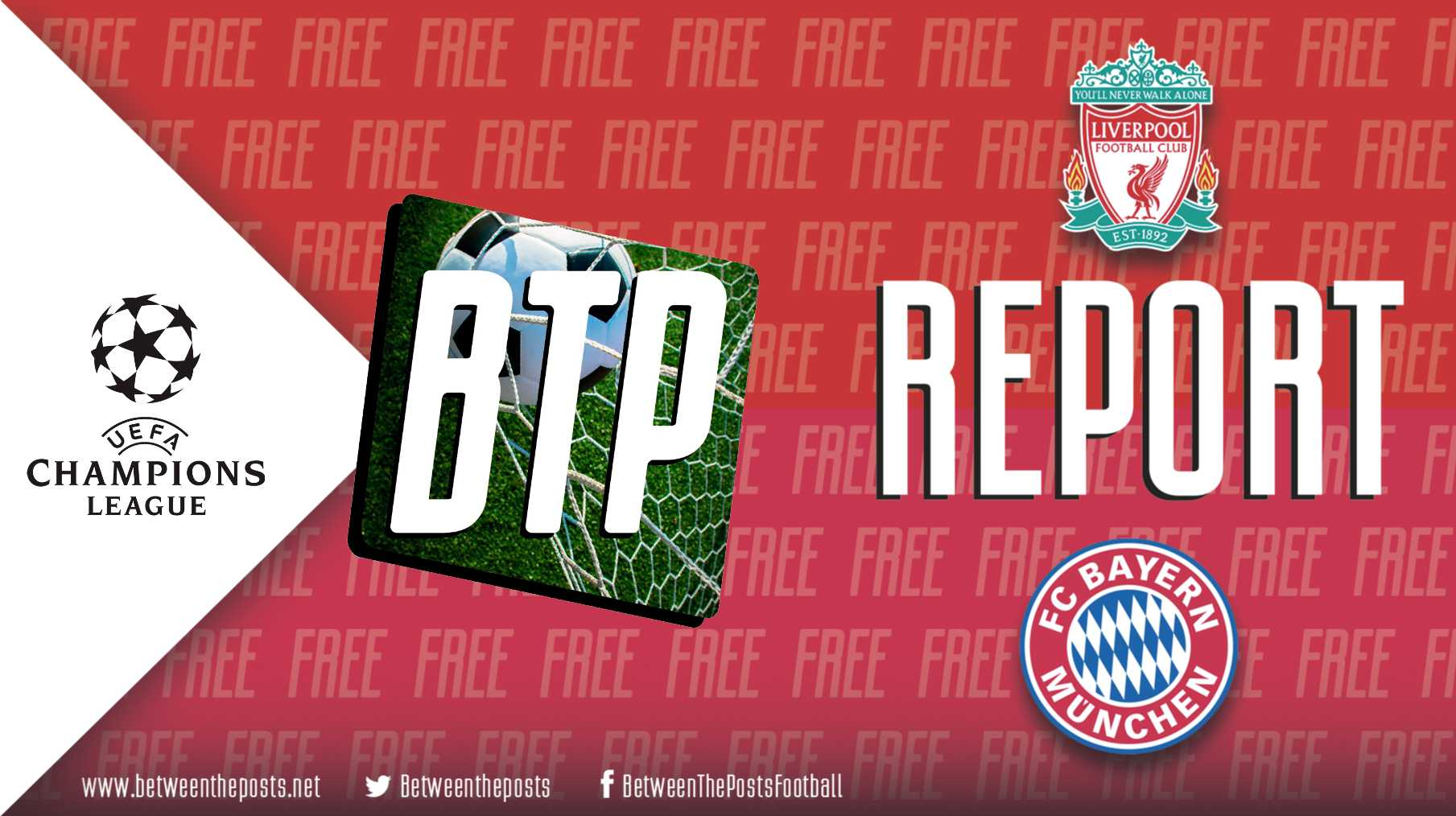 Tactical analysis Liverpool - Bayern Munich 0-0 Champions League
