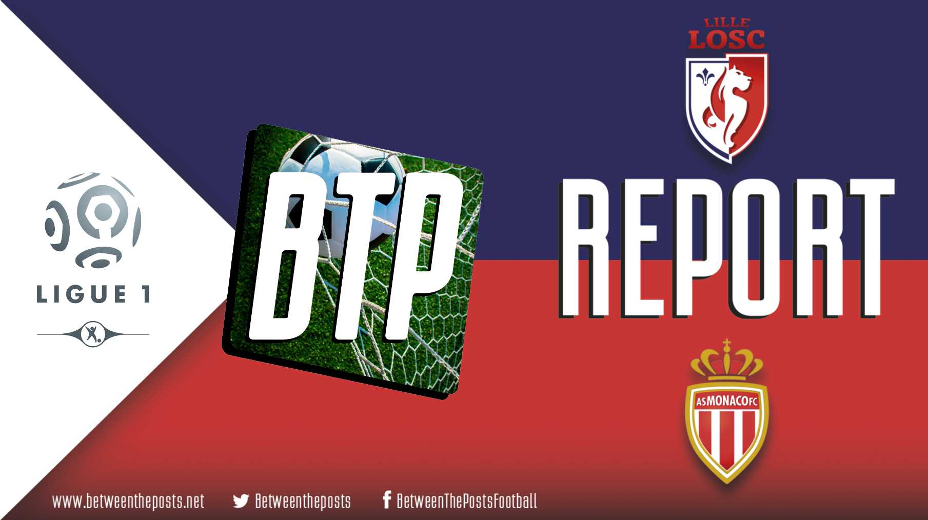 Tactical analysis Lille - Monaco 0-1 Ligue 1