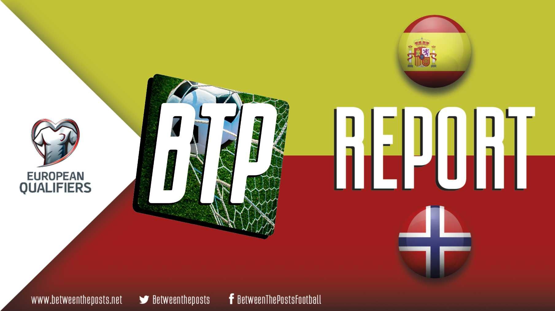 Tactical analysis Spain Norway 2-1 European Championship Qualifiers
