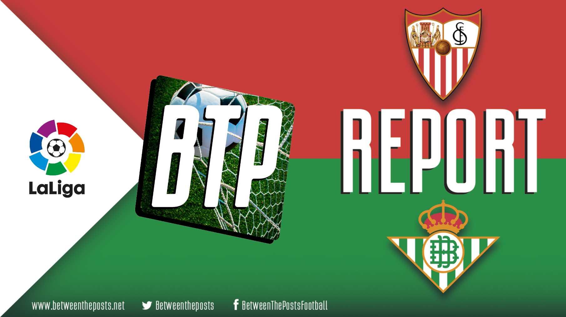 Tactical analysis Sevilla - Real Betis 3-2 LaLiga