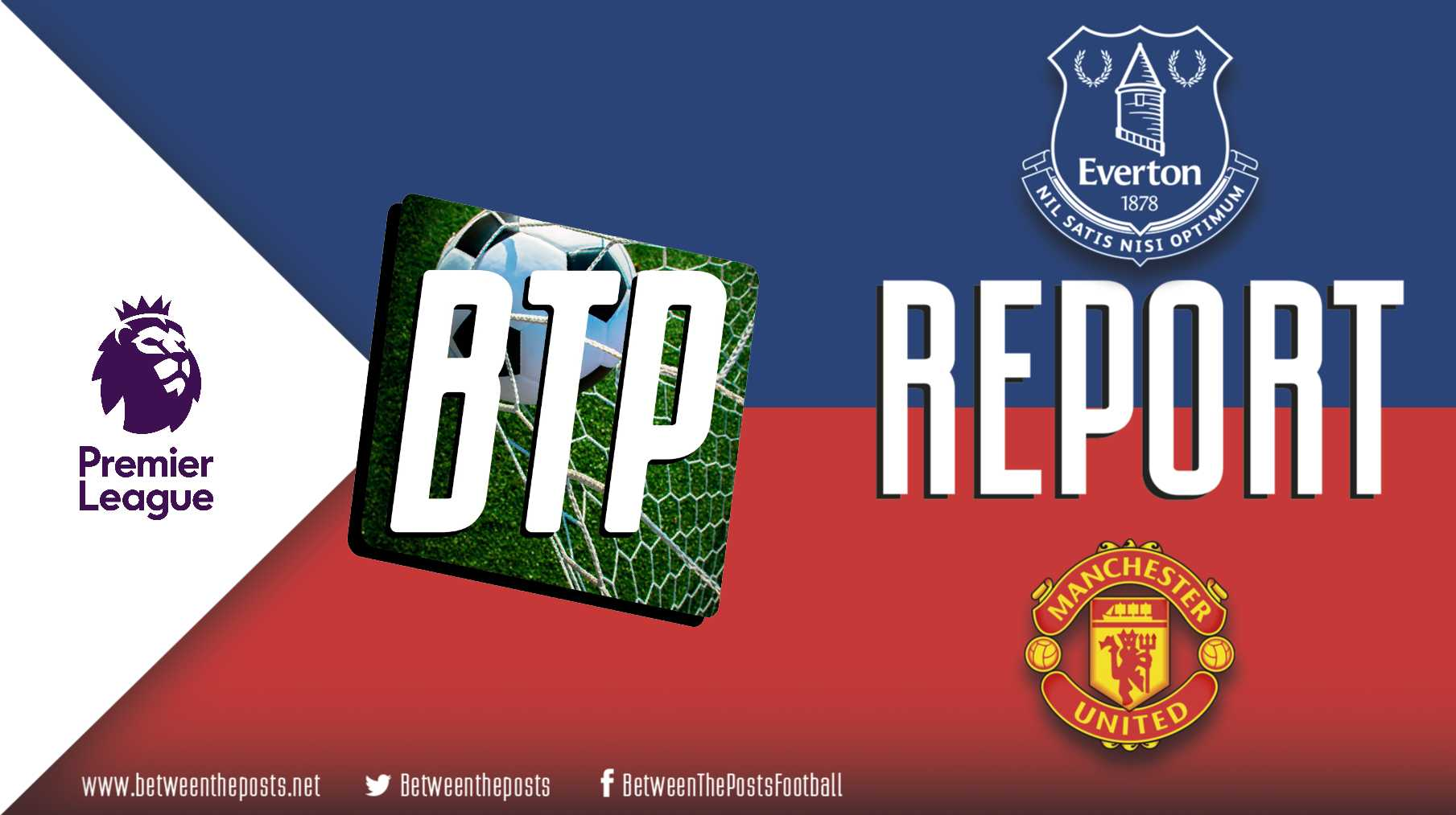 Tactical analysis Everton Manchester United 4-0 Premier League