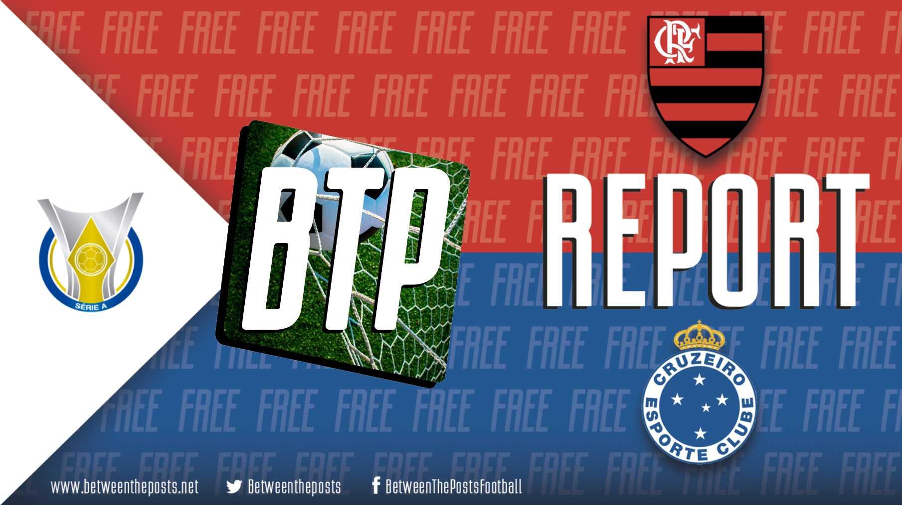 Flamengo – Cruzeiro: Clash Between Similar Tactics Decided By Bruno