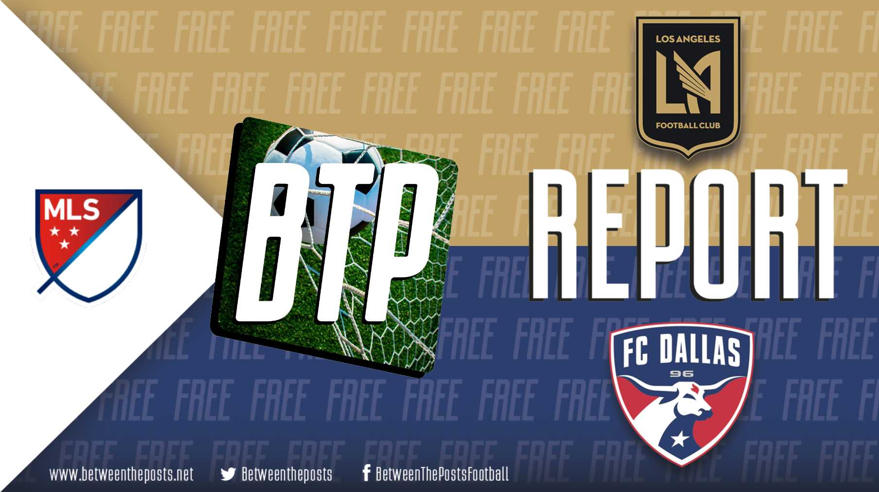Tactical analysis Los Angeles FC Dallas 2-0 MLS