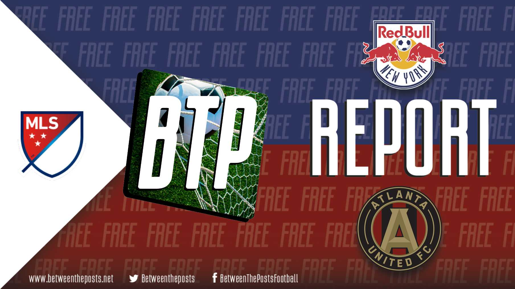 Tactical analysis New York Red Bulls Atlanta United 1-0 MLS