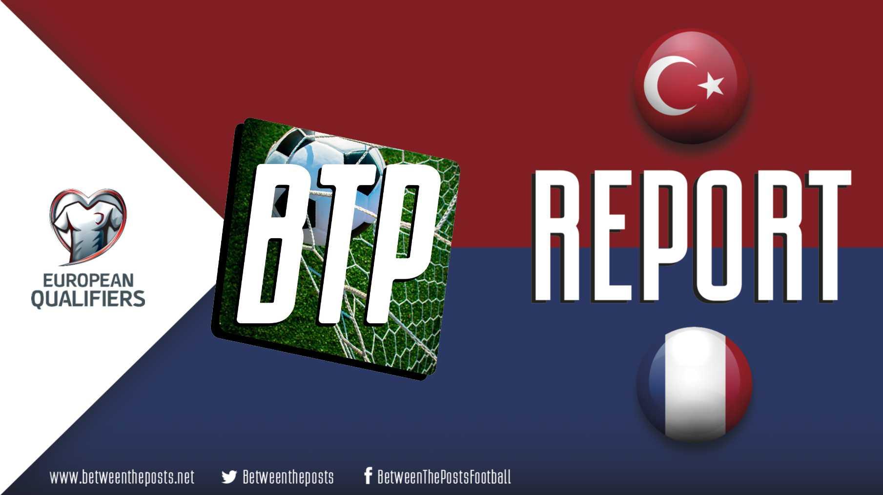 Tactical analysis Turkey France 2-0 Euro 2020 qualifying