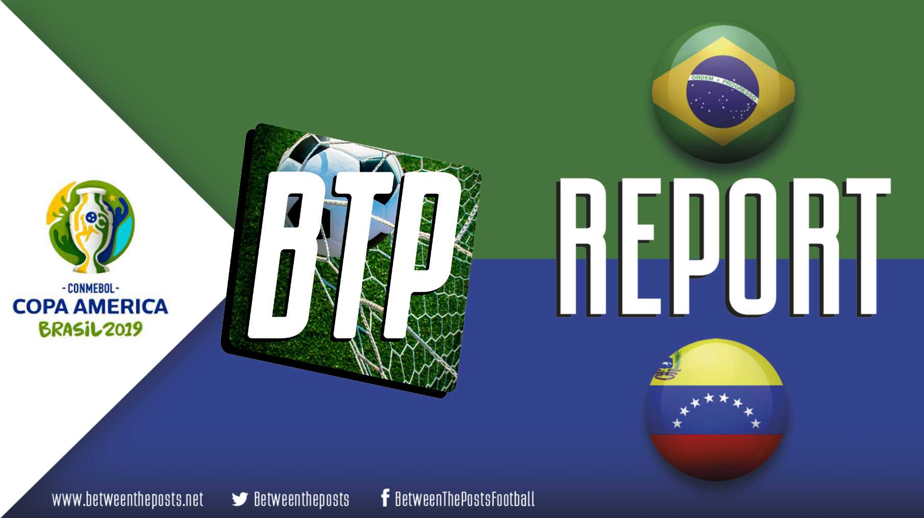 Tactical analysis Brazil Venezuela 0-0 Copa America