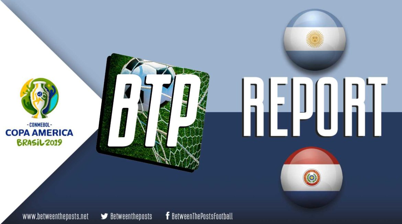 Argentina – Paraguay: A little less Leo Messi, a little more action (1-1)