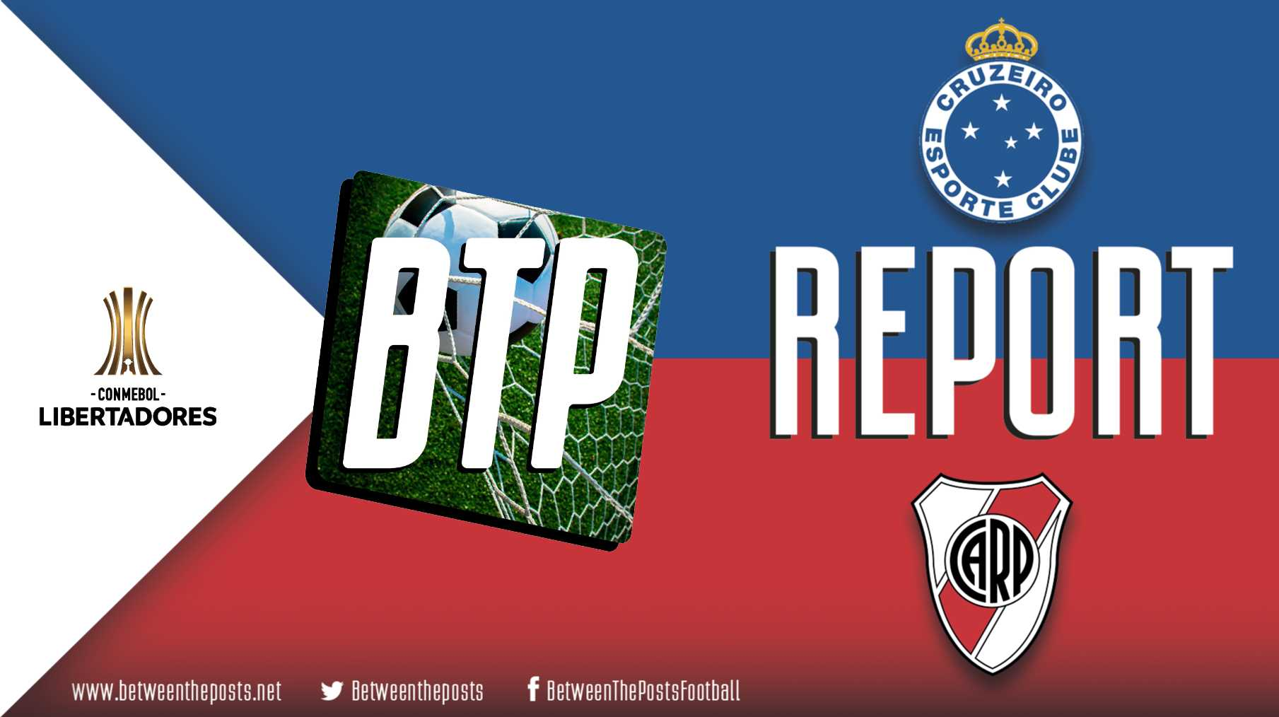 Tactical analysis Cruzeiro - River Plate 0-0 Copa Libertadores