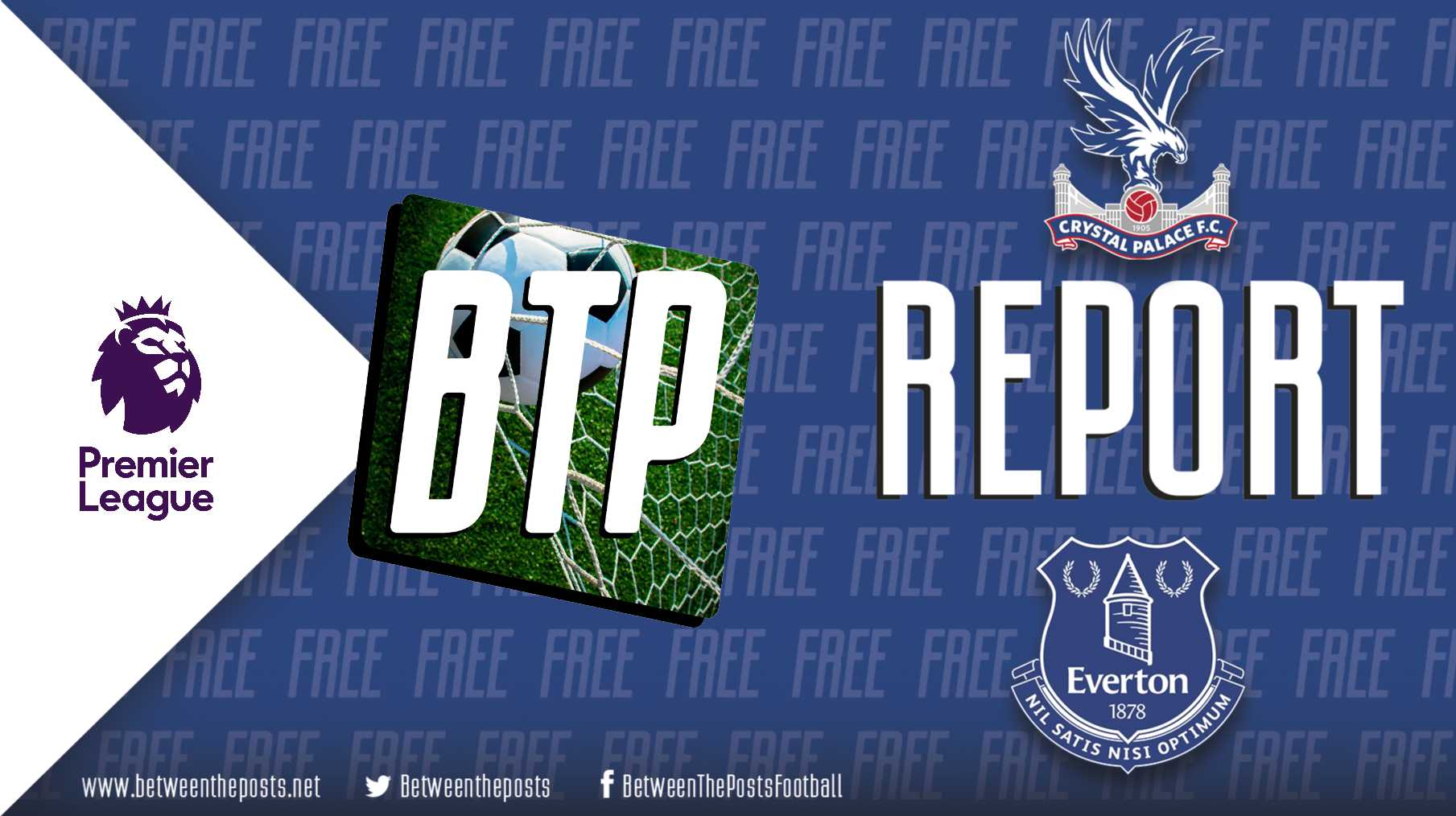 Tactical analysis Crystal Palace Everton 0-0 Premier League