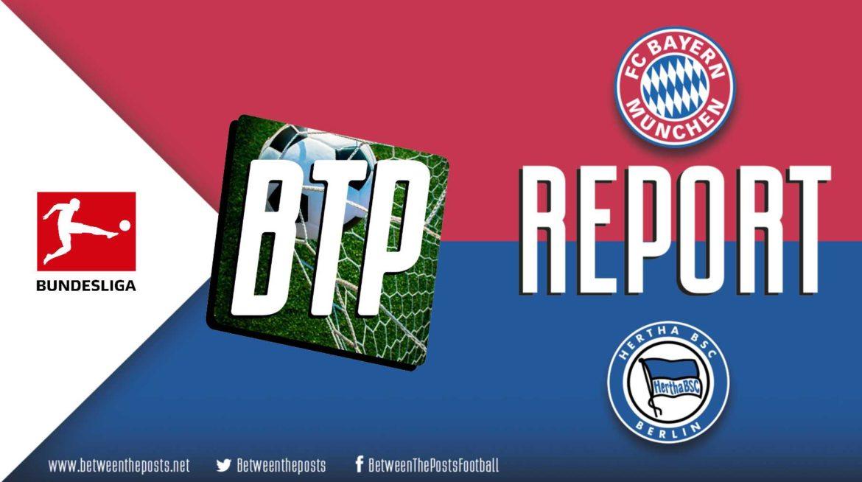 Schalke 04 – Bayern Munich: Domineering Bayern Push Past Poor Schalke (0-3)