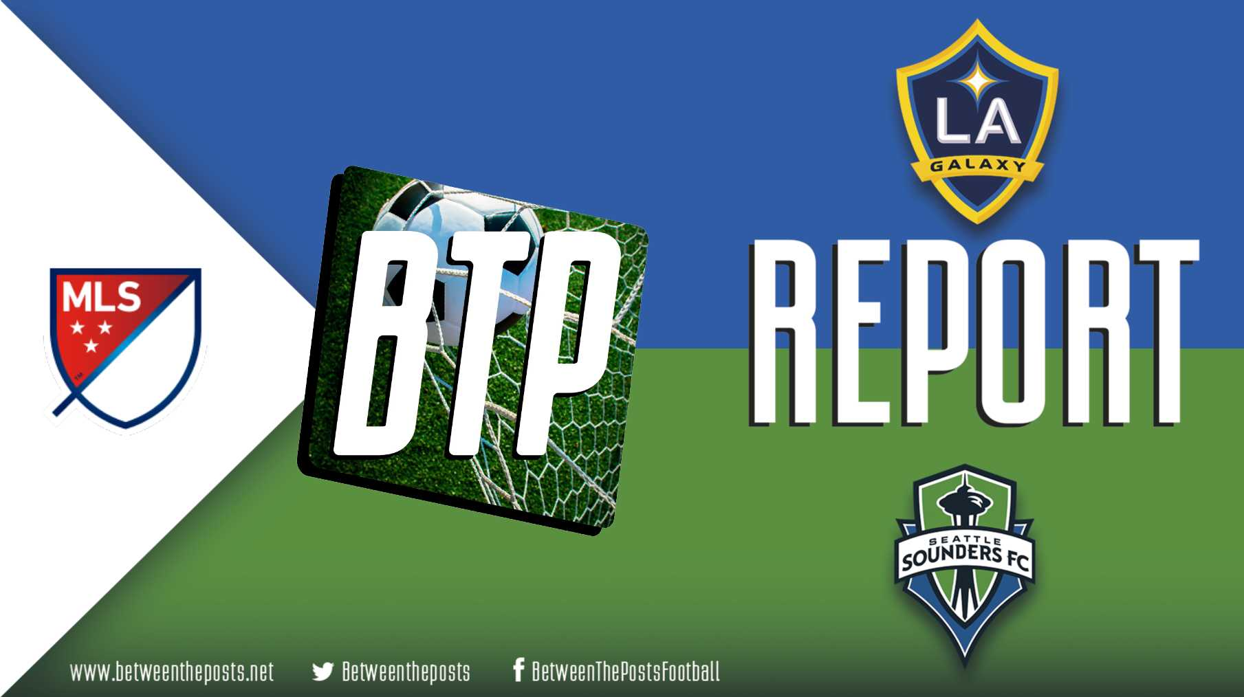 Tactical analysis Los Angeles Galaxy Seattle Sounders 2-2 MLS