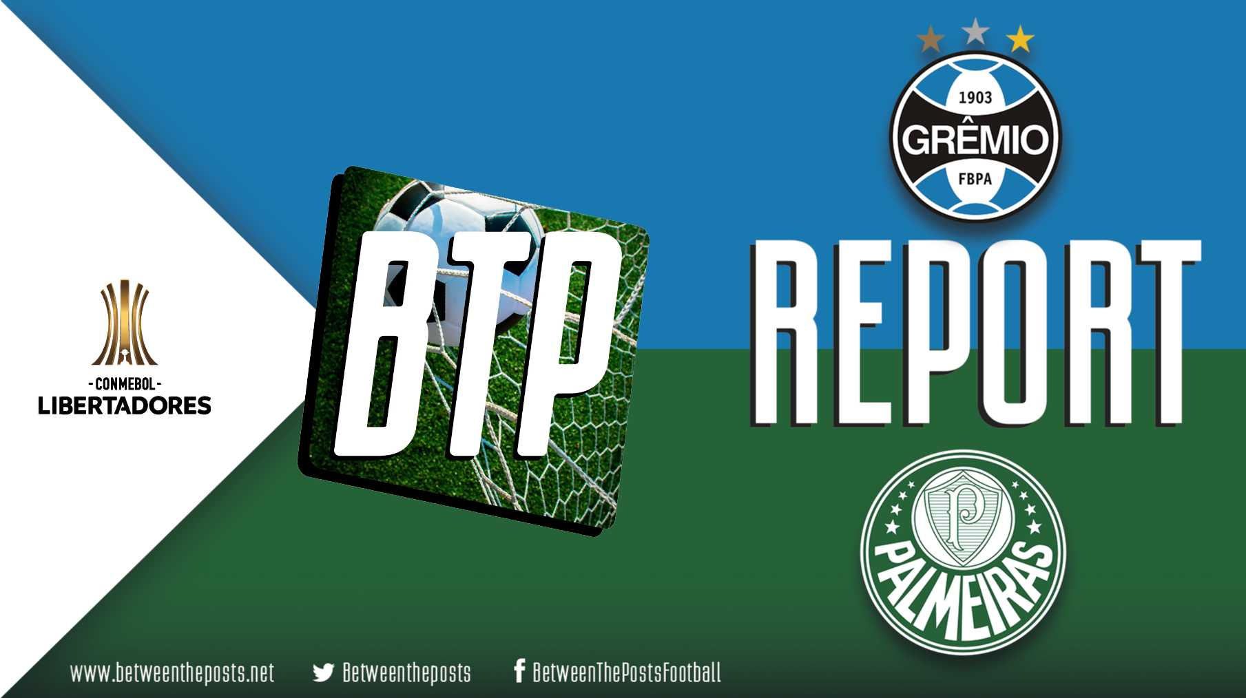 Tactical analysis Gremio Palmeiras 0-1 Copa Libertadores