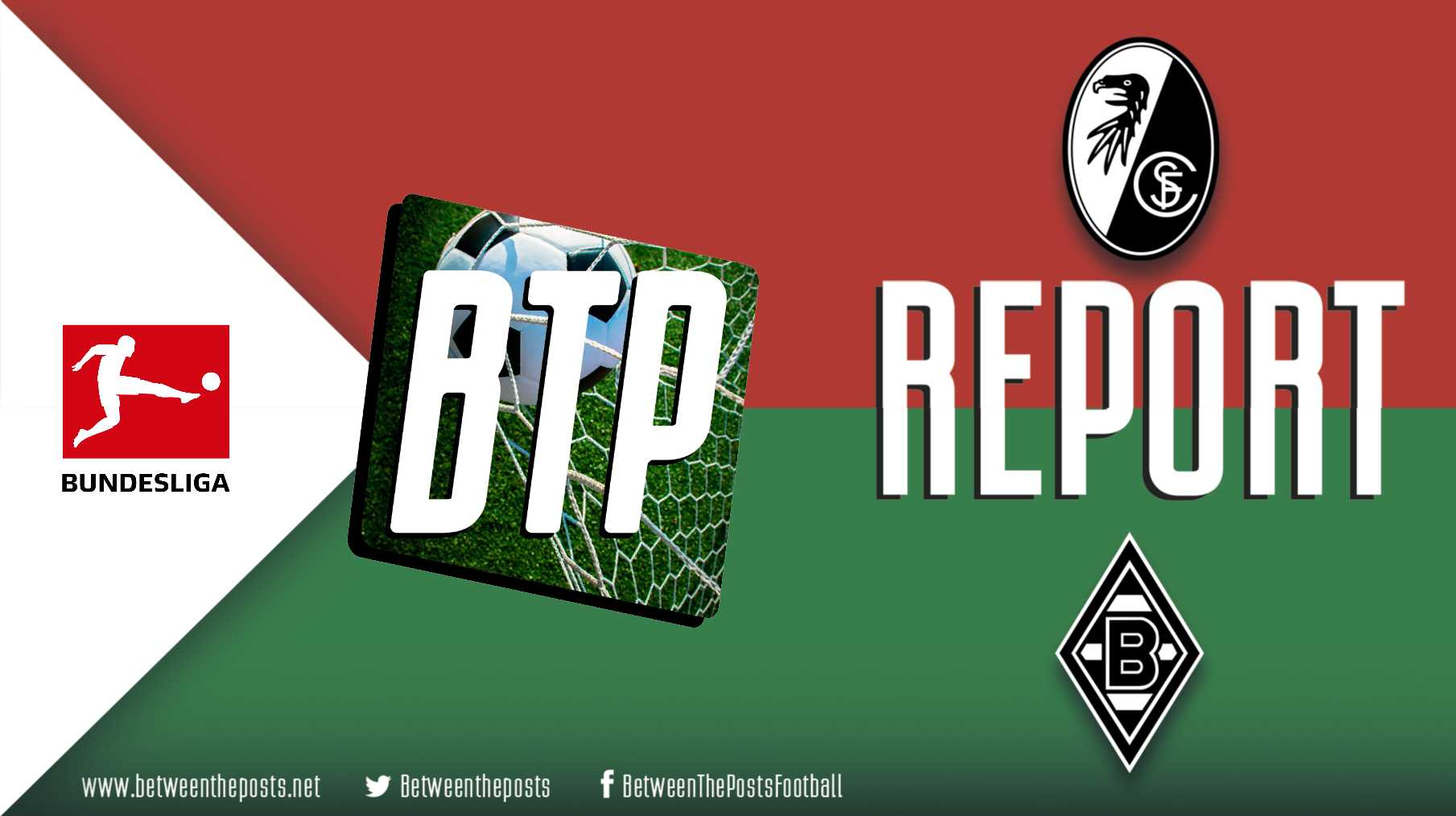 Tactical analysis SC Freiburg Borussia Mönchengladbach 1-0 Bundesliga