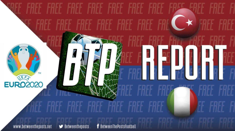 Turkey – Italy: Roman Triumph Announces Azzurri's Return (0-3)