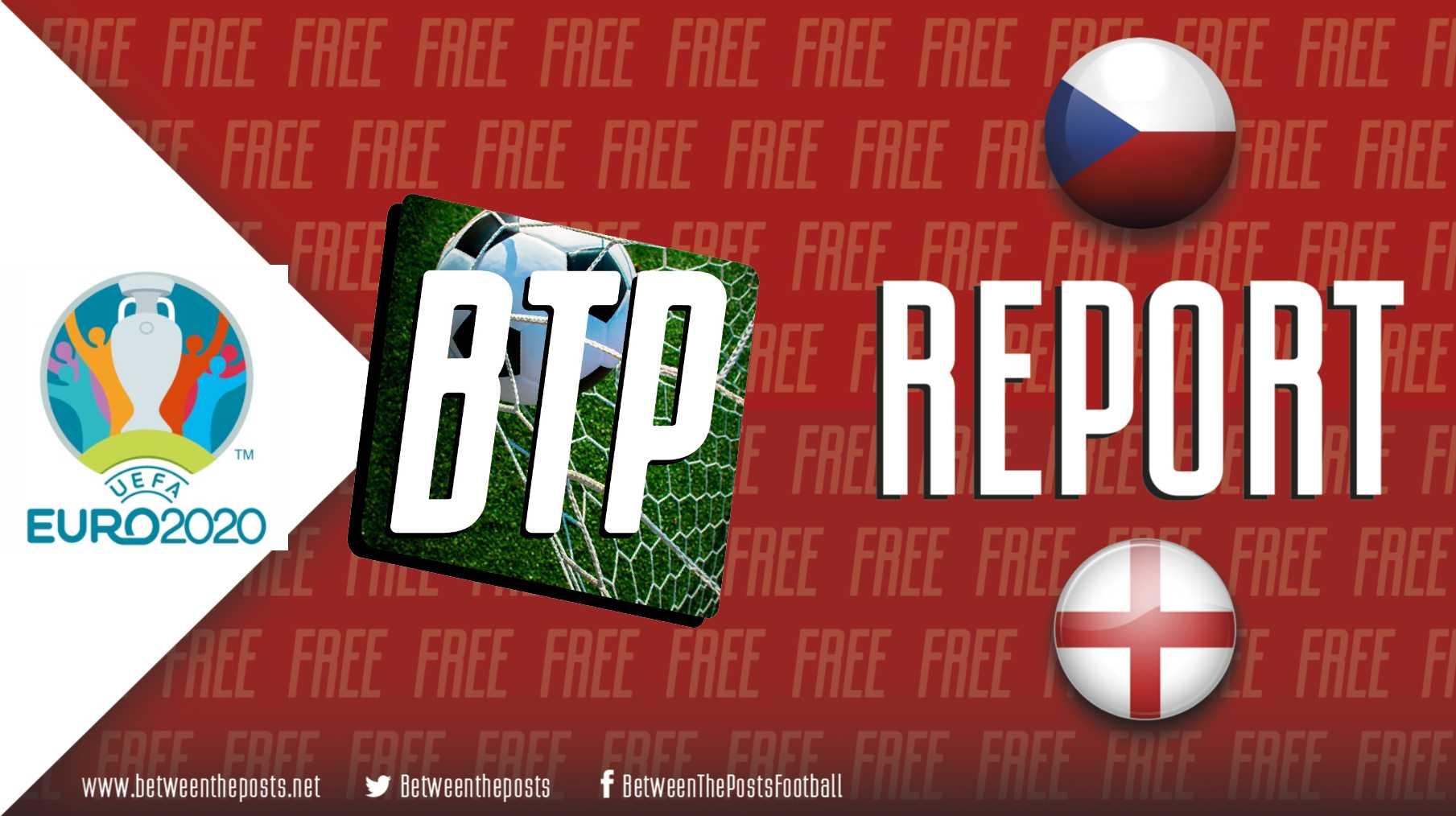 England - Czech Republic EURO 2020 tactics