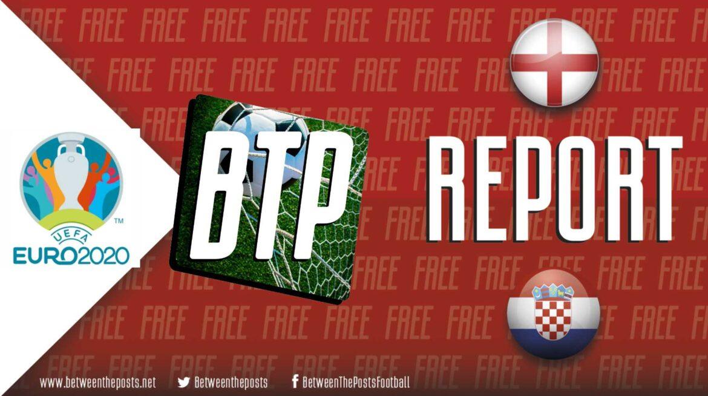England – Croatia: Proactive England Secure First Win (1-0)