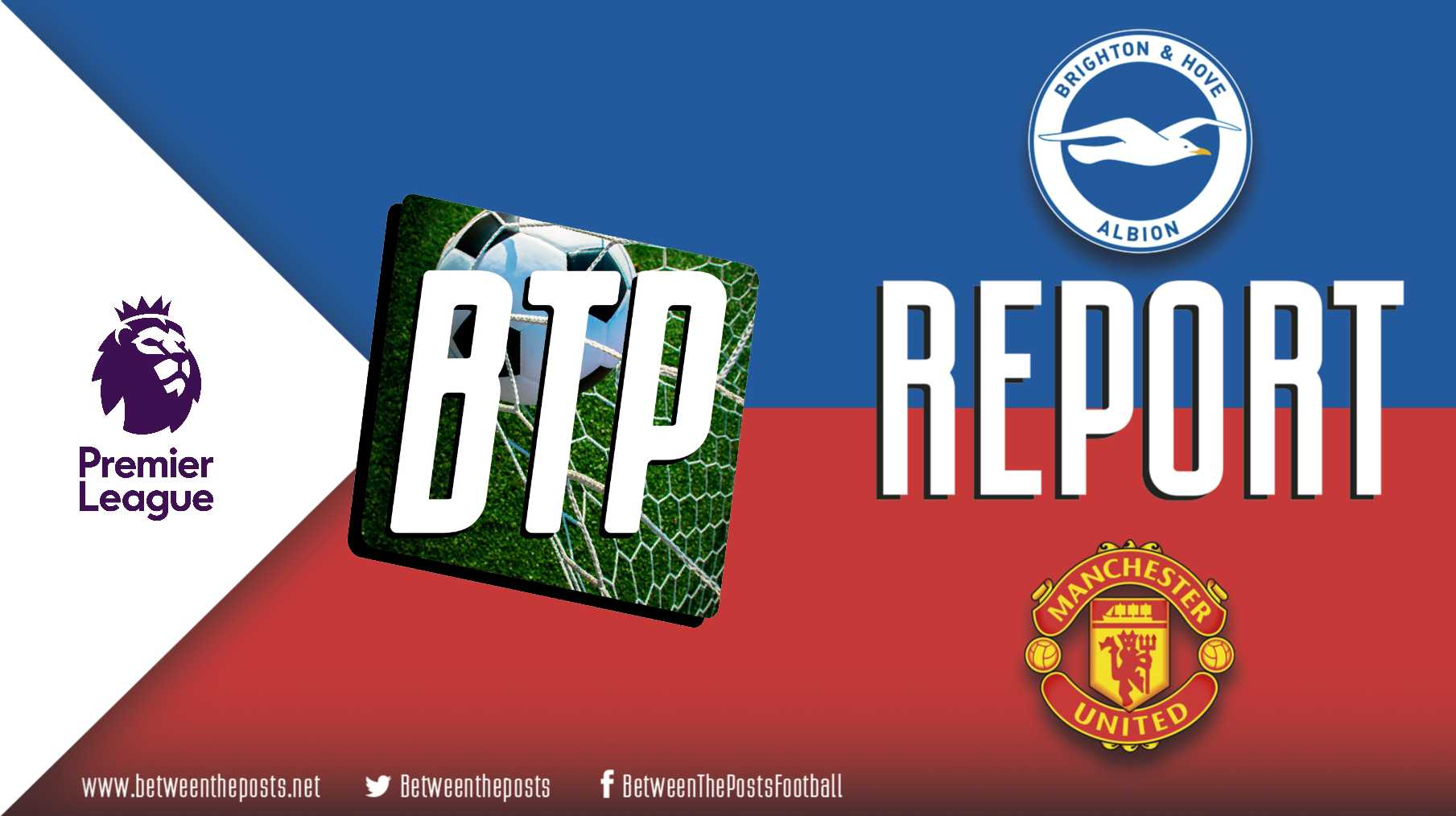 Tactical analysis Brighton Manchester United 0-3 Premier League