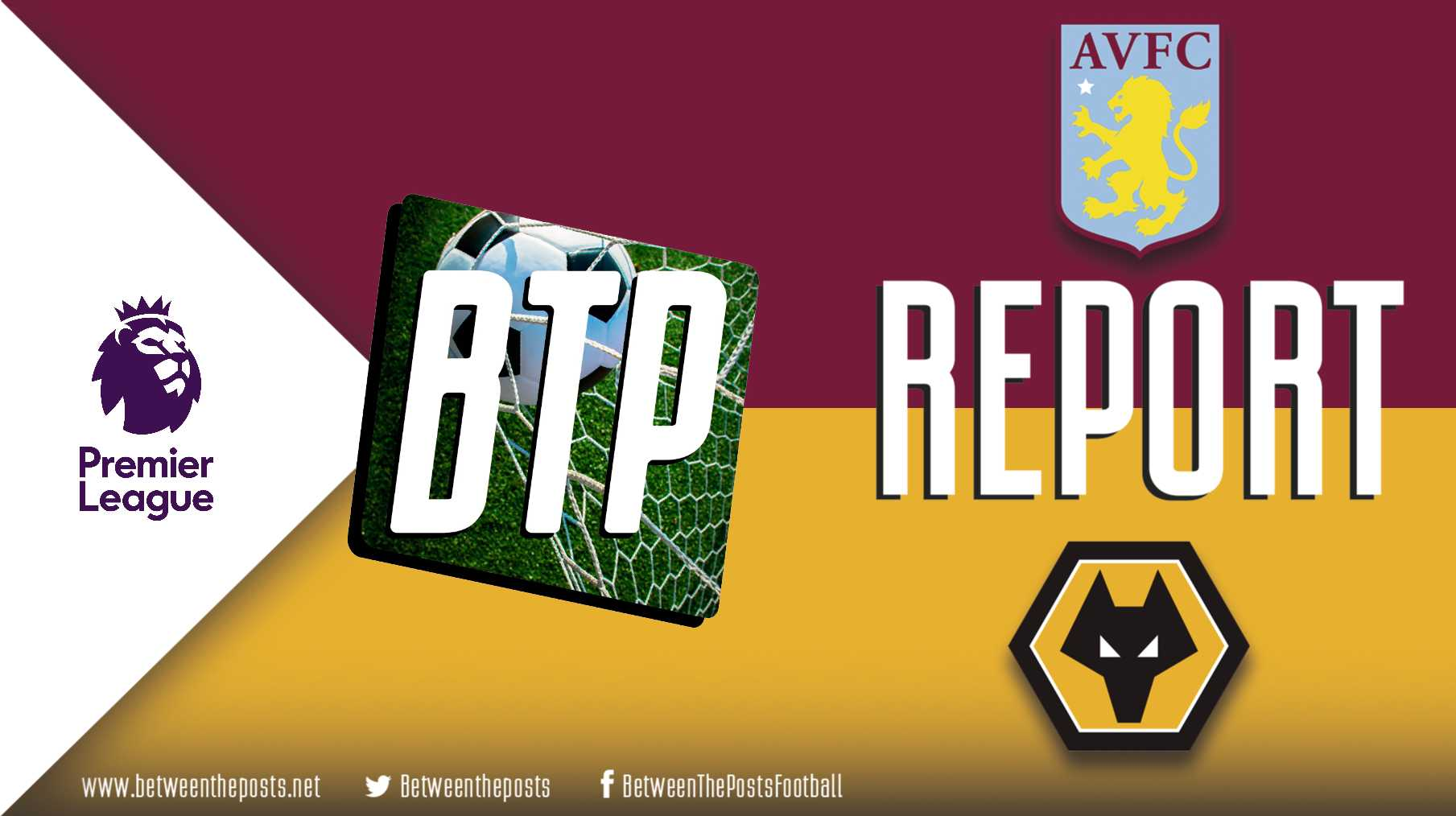 Tactical analysis Aston Villa Wolverhampton Wanderers 0-1 Premier League