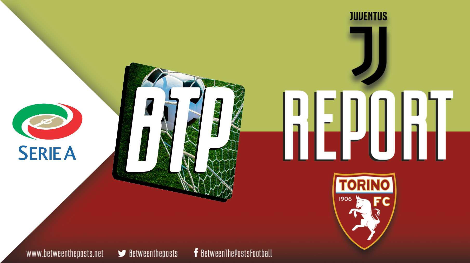 Tactical analysis Juventus Torino 4-1 Serie A