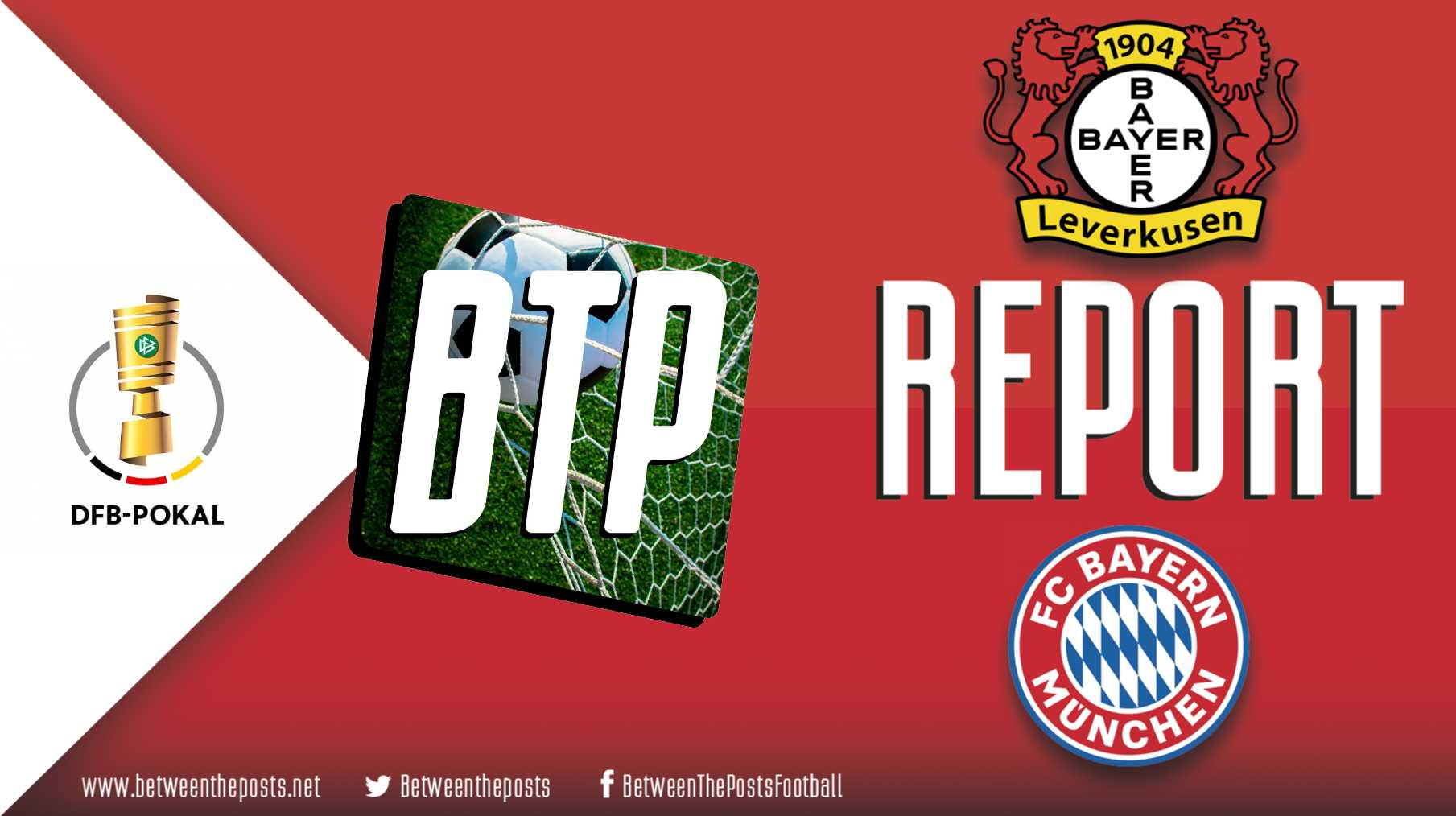 Tactical analysis Bayer Leverkusen Bayern Munich 2-4 DFB-pokal