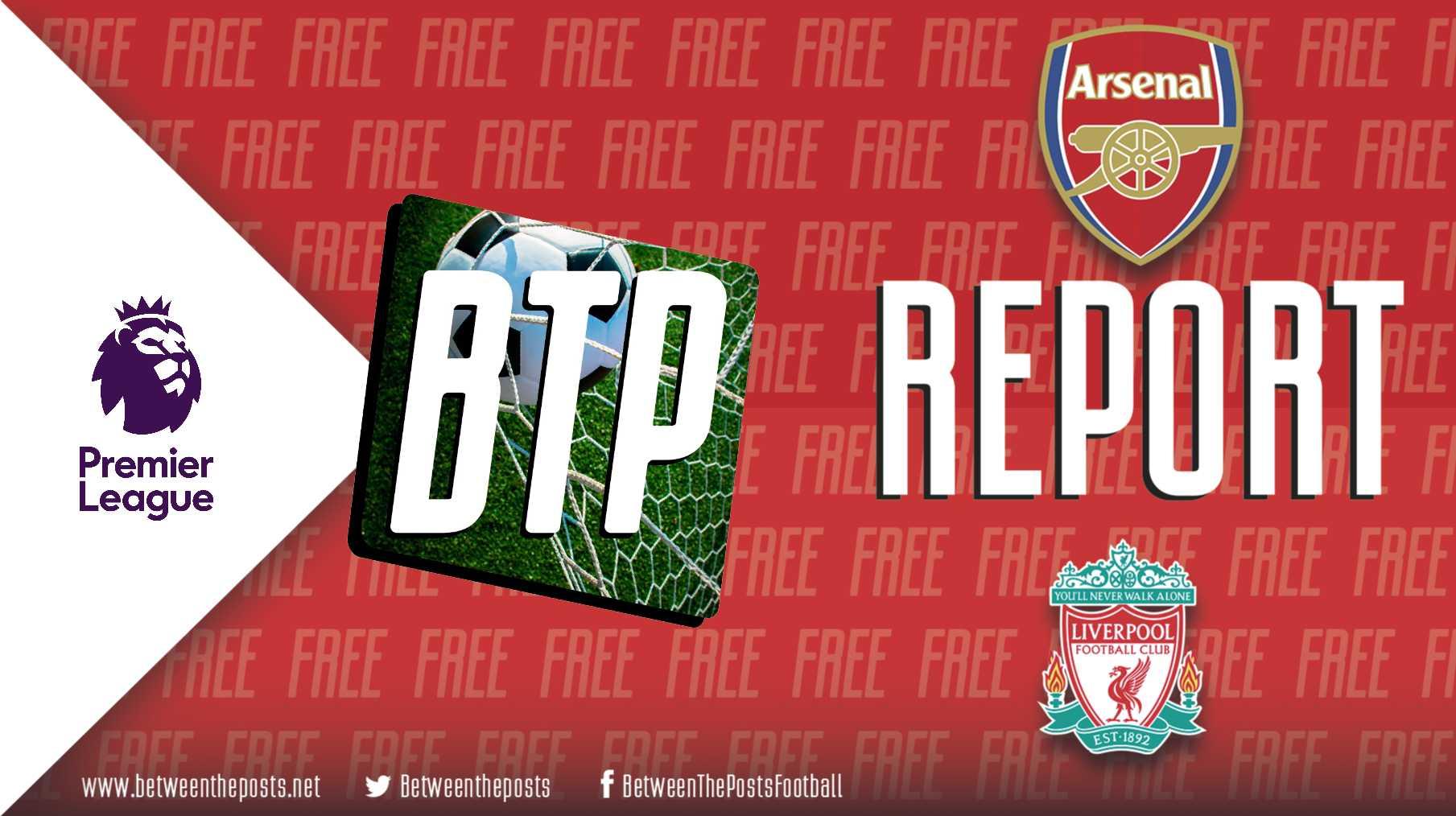 Arsenal Liverpool tactics