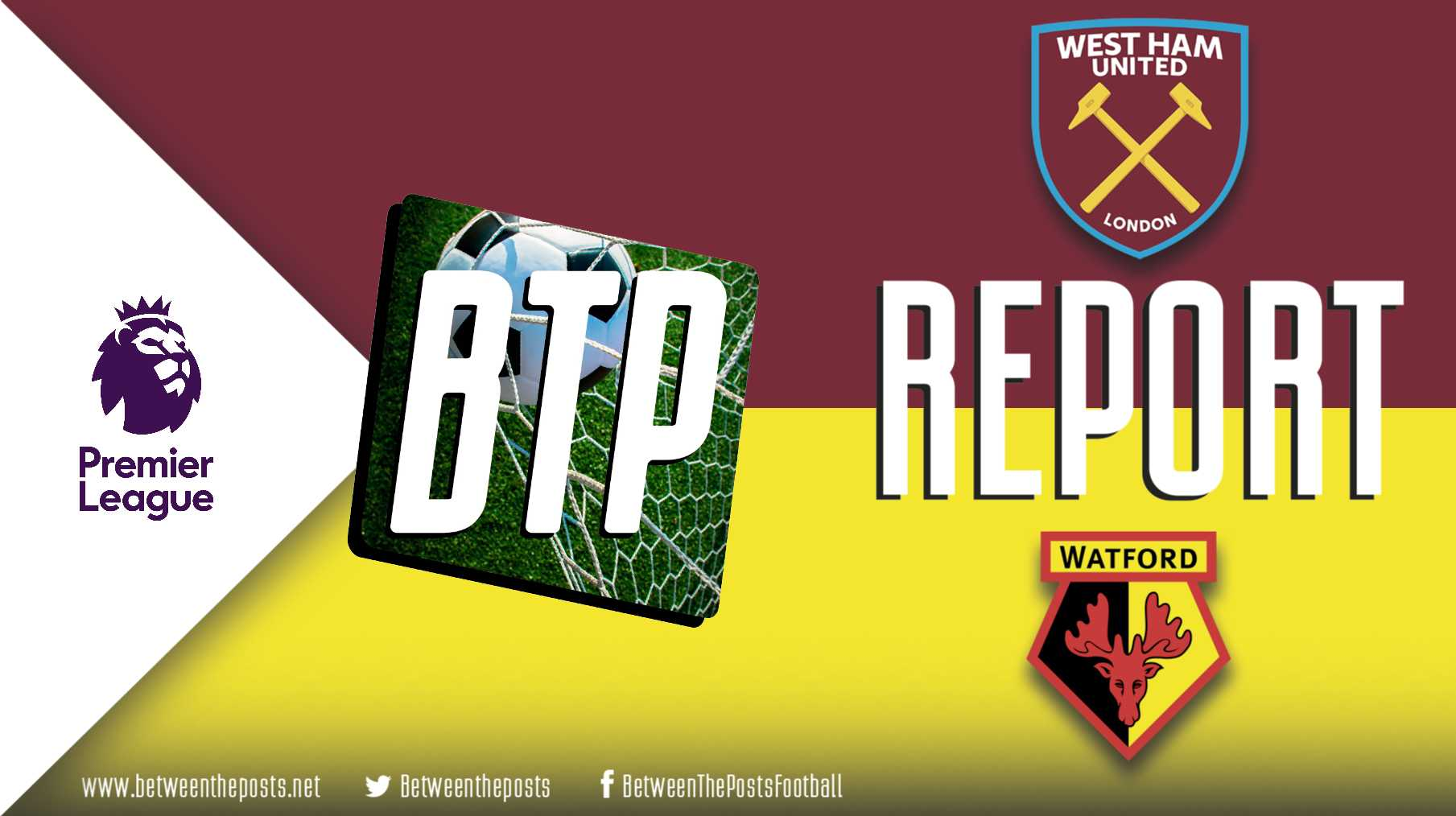 Tactical analysis West Ham United Watford 3-1 Premier League